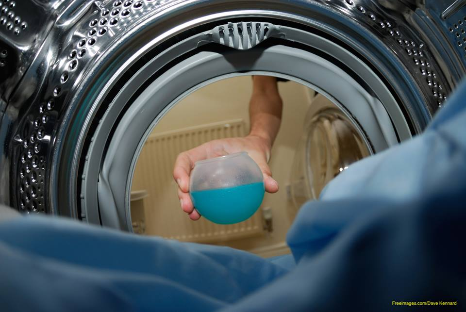 Washing machine - cure your smelly washing machine! Easy fix from Monarch Laundry, York