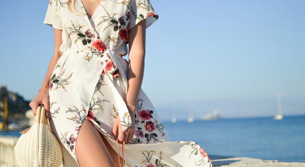 Summer dress - Monarch Laundry, York