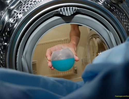 Cure your smelly washing machine woes!