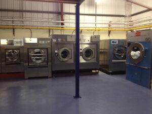 Laundry machines including new Ozone Laundry System