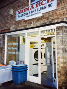 Monarch Laundrette | 25 years of doing the laundry